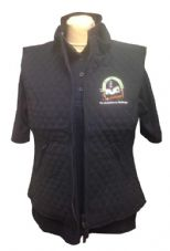 LADIES QUILTED WAISTCOAT